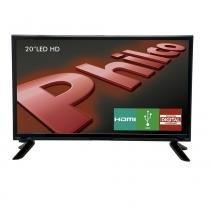 Tv Led 20 Polegadas Philco Ph20m91d Hd Com Conversor Digital - Bivolt -