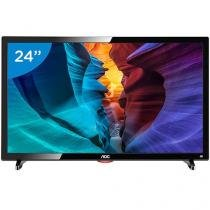 TV LED 24 Full HD AOC LE24D1461 - Conversor Integrado 2 HDMI 1 USB