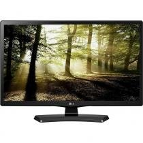 TV LED 24 LG 24MT48DF-PS HD Hdmi com Conversor Digital Integrado e Time Machine Ready -