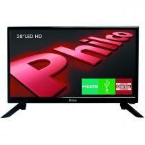 """TV LED 28"""" HD PH28N91D com Conversor Digital Philco - Philco"""