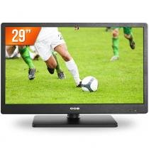 "TV LED 29"" CCE HD HDMI e USB Conversor Digital LT29G - CCE"