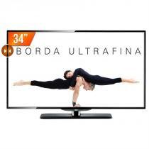 """TV LED 32"""" AOC HD 2 HDMI 1 USB Conversor Digital LE32D1442 - AOC"""