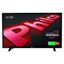 "TV LED 32"" HD com Conversor Digital e HDMI Philco PH32E31DG - Philco"