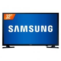 TV LED 32 HD Samsung Série 4 UN32J4000AGXZD 2 HDMI Conversor Digital - Samsung
