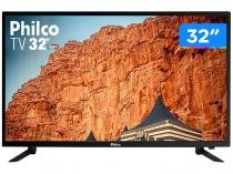 "TV LED 32"" Philco PTV32C30D - HDMI USB"