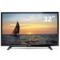 TV LED 32 Polegadas Semp Toshiba HD USB HDMI DL3253 -