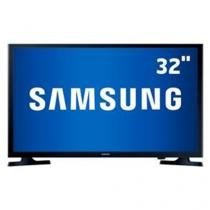 "TV LED 32"" Samsung (HD com Connect Share Movie, Função Futebol, Entradas HDMI e Entrada USB) - UN32J - Samsung"