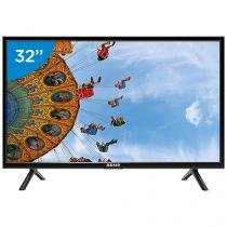 "TV LED 32"" Semp L32D2900 Conversor Digital - 3 HDMI USB"