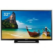 "TV LED 32"" Sony KDL-32R305B Conversor Integrado 2 HDMI 1 USB"