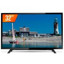 "TV LED 32"" TCL HD 2 HDMI 1 USB Conversor Digital 32L1500 - Toshiba"