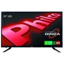 """TV LED 39"""" HD DTV Philco PH39U21DG Recepção digital -"""