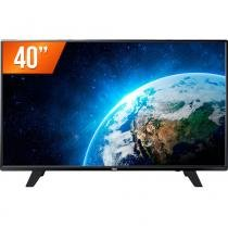 "TV LED 40"" Full HD AOC LE40F1465 2 HDMI 1 USB Conversor Digital - AOC"