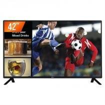 "TV LED 42"" LG Full HD 2 HDMI 2 USB Conversor Digital LY540S - Lg"