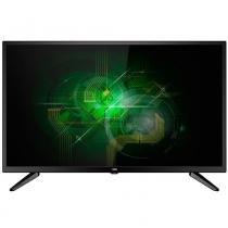 TV LED AOC 32 Polegadas HD Conversor Digital Entrada USB HDMI LE32M1475 -