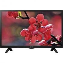 Tv led lg 28lj720b, 27,5, hd, usb, hdmi, conversor digital integrado - Lg