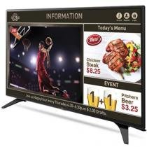 "TV LG 43"" LED Full HD SuperSign -  43LW540S - LG Eletronics"