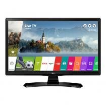 Tv monitor lg 24 polegadas smart wifi led hd hdmi usb 24mt49s-ps - Lg