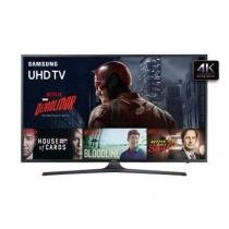 "TV Smart LED 55"" Samsung (4K/Ultra) - UN55KU6000GXZD - Samsung"