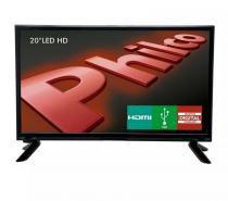 "Tv20"" Led Philco Hdmi  Digital Bivolt - Comprenet"