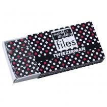 Tweezerman matchbox files - lixas para unha -