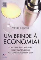 Um brinde a economia! - Campus tecnico (elsevier)