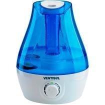 Umidificador Doméstico Ultrassônico Bivolt U02 Azul - Ventisol - Bivolt - Ventisol