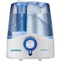 Umidificador Mondial Confort 4L UA-01 Branco/Azul - 220V -
