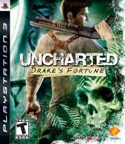 Uncharted: drakes fortune ps3 son - Sony