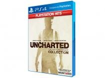 Uncharted: The Nathan Drake Collection - para PS4 Naughty Dog