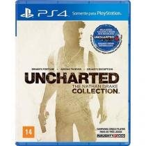 Uncharted The Nathan Drake Collection - PS4 - Sony