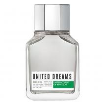 United Dreams Aim High Benetton - Perfume Masculino - Eau de Toilette -
