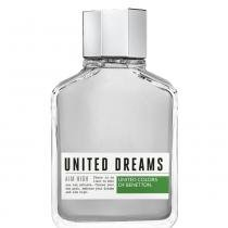 United Dreams Aim High Benetton - Perfume Masculino - Eau de Toilette - 200ml - Benetton