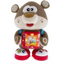 Urso Cantor Bilingual ABC - Chicco