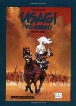Usagi Yojimbo Book 1 - Fantagraphics books