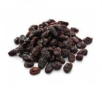 Uva passa preta - sem semente - 300g - Lunga vitta