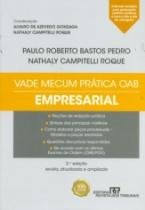 Vade Mecum Pratica Oab Empresarial - Rt - 952571