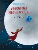 Valentina Cabeca Na Lua - Salamandra - 1