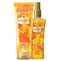 Vanilla Kiss Phyto Phytoderm - Feminino - Deo Colônia - Perfume + Hidratante Corporal -