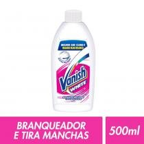 Vanish Líquido White 500ml -