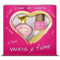 Varens Je taime Ulric de Varens - Feminino - Eau de Parfum - Perfume + Desodorante -