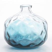 Vaso Decorativo Ball Blue - Soul home