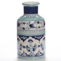 Vaso Decorativo em Cerâmica Sicília - Pequeno - Soul home