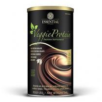 Veggie Protein (Cacau) - 540g - Essential Nutrition - Essential Nutrition