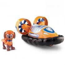 Veículo com Figura Patrulha Canina - Sunny - Spin Master Zumas Hovercraft -