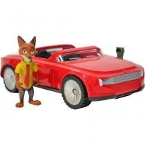 Veículo Conversível do Nick Zootopia 1501 - Sunny - Sunny - brinquedos