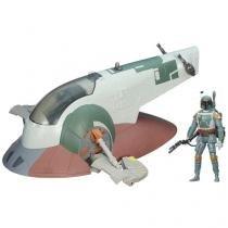 Veículo Star Wars Class II Slave I - Hasbro