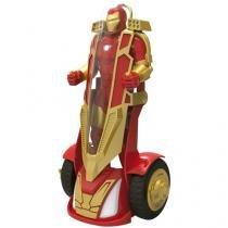 Veículo Tático de Fricção Marvel Vingadores  - Homem de Ferro Toyng