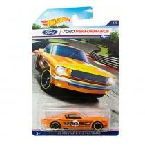 Veículos Hot Wheels - Série Clássicos Ford Mustang Racing - 65 Mustang 2+2 Fast Back - Mattel Mattel