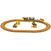 Veículos Preschool Express Train Cat - DTC