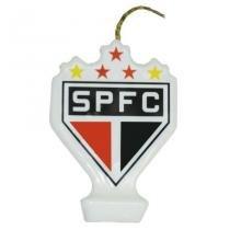 Vela Emblema São Paulo - Festabox